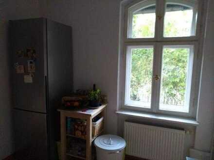 Nähe Campus Golm-Potsdam / 2 Zimmer im EG einer Maisonette-Wohnung