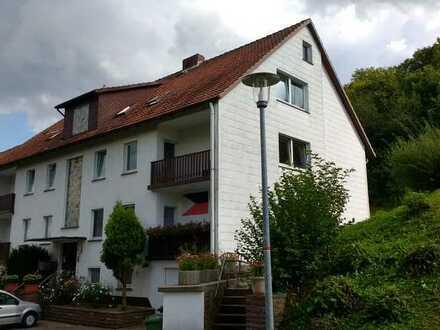 Schöne 3 Zimmer Wohnung im idyllischen Weserbergland
