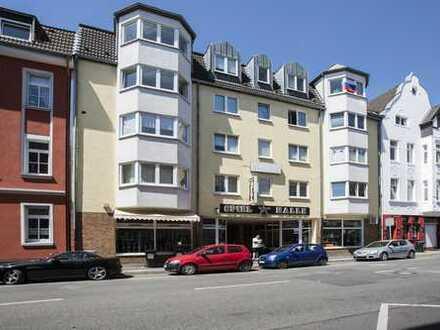 4 Zi-CITY-Wohnung im Zentrum von Moers 2. OG, Aufzug ohne Balkon