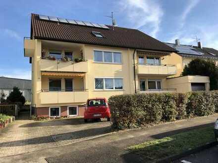 Erstbezug nach Sanierung mit EBK: stilvolle 1-Zimmer-Erdgeschosswohnung in Bonlanden