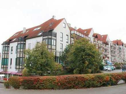 5 ZKB Maisonette-Wohnung im Schmutterpark in sensationeller Lage