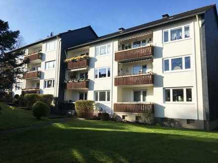 Erstbezug nach Kernsanierung; Moderne 3 Zi.-Wohnung mit Balkon in Heiligenhaus-Werkerwald