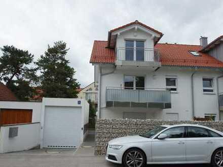 Stilvolle und schön ausgestattete 3-Zimmer Souterrain Wohnung in der Lerchenau