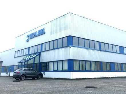 Halle für Produktion und Lager in Schwarzenfeld