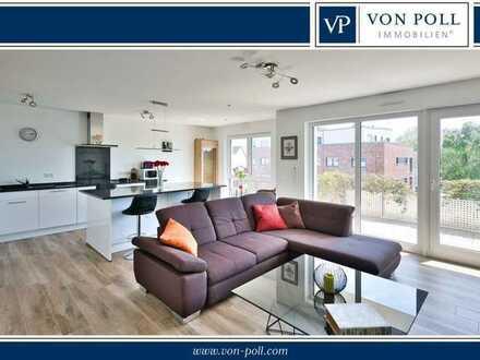 Bieterverfahren: Komfortable Etagenwohnung mit Balkon, Aufzug und Stellplatz