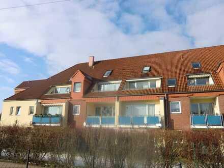 sonnige 3-Zimmer-Wohnung mit Balkon, komplett neu renoviert