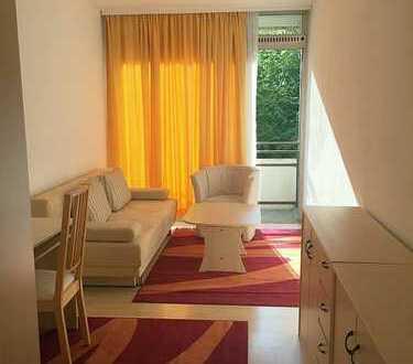 Wohnen auf Zeit - komplett eingerichtetes Apartement - Pauschalmiete 775,--