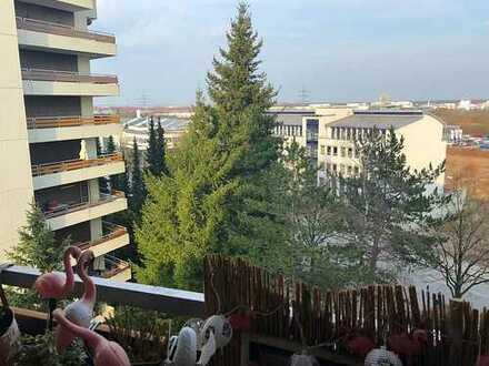 """""""IMMOBILIENGOLD Bestlage Augsburg Göggingen - 4 x 2 ZKB Balkon Weitblick - 2 TG - Nutzung Dach Pool"""""""