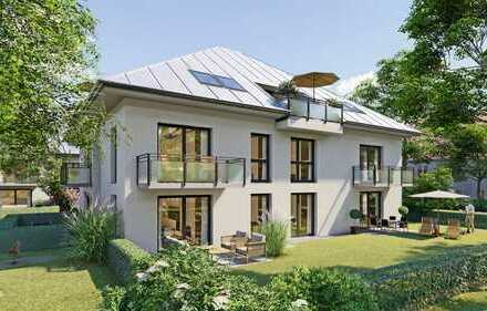 W151 Wohnoase - hochwertiges Wohnensemble - attraktive, großzügige 3-Zimmer-Wohnung mit 2 Terrassen