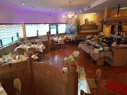 Vollausgestattetes Restaurant in Top Lage