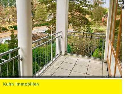 Mein Balkon in Bad Saarow!