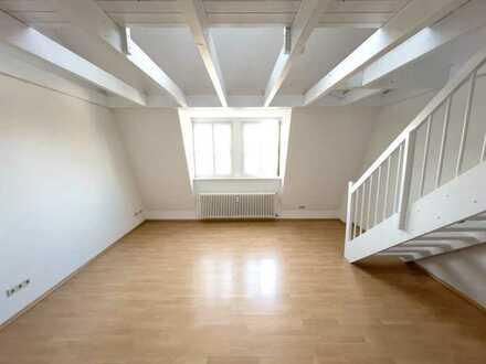 Kauf: Schöne, helle & große Maisonette 6 Z. Wohnung