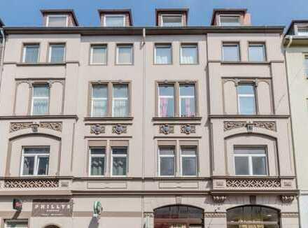 Hannover List   Modernisierte gepflegte 3 - Zimmeraltbauwohnung im 2.OG