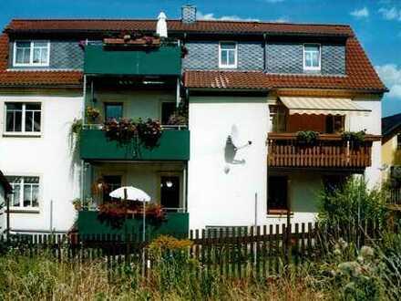 Schöne 3-Raum-Wohnung in ruhiger Lage mit Balkon