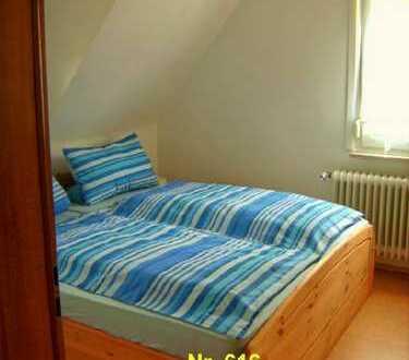 Möblierte 2-Zimmerwohnung mit Wlan, Dachterrasse, Küche, Du/WC, TV, Waschmaschine - flexibel mietbar