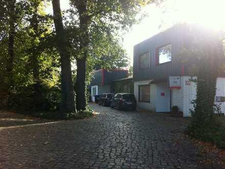 Gewerbefläche Hucht.Heer Str -Halle -Büro-Parkpl.