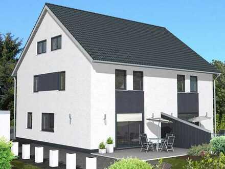Projektierte Doppelhaushälfte in Venningen
