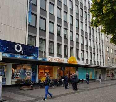 Hagen-Zentrum Fußgängerzone 335 qm Ladenlokal Bahnhofstr 47