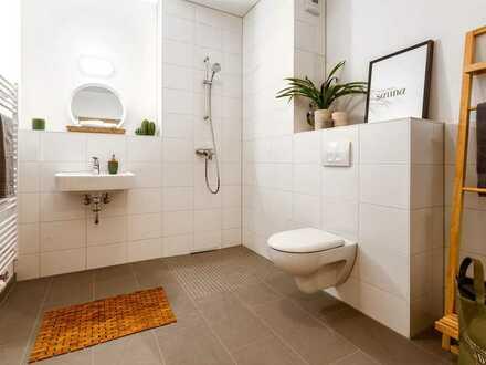 Neubau-Wohnung nur für Senior*innen mit bodengleicher Dusche in Berlin Kaulsdorf *WBS erforderlich*