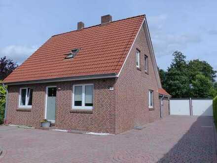 Gepflegtes und sehr geräumiges Wohnhaus für die Familie in Ihrhove.