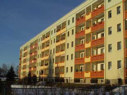 Moderne 2-Raum-Wohnung mit Balkon