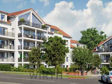 * NEUBAU ENSEMBLE - WOHNEN AM SONNENHANG - KFW 55 - 238 m² GARTEN *