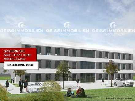 OFFICE CENTER INTERPARK | 200 M² - 1.200 M² | AB 9,80 EUR | PROVISIONSFREI