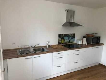 Neuwertige möblierte 2-Zimmer-Wohnung mit EBK in Remchingen