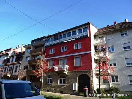 Außergewöhnlich und so gut wie neu! 4 Zi-Wohnung in KA-Durlach