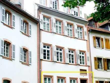 Charmante Altbauwohnung - möbliert - am Uni-Platz in HD