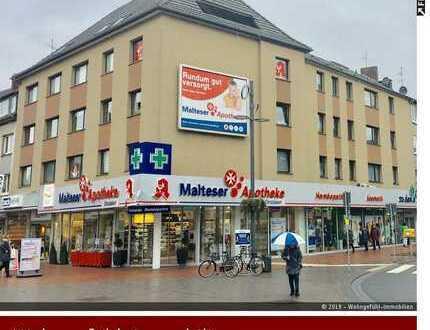 Praxisfläche in Top Lage der Fußgängerzone in Dinslaken