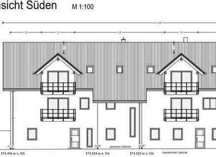 Erstbezug mit Balkon: schöne 3-Zimmer-Wohnung in Hurlach