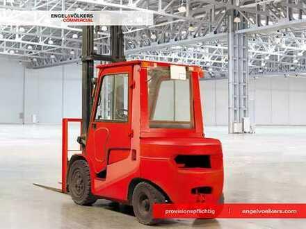 Mühlacker - Neuwertige Produktions- und Lagerhalle mit Freifläche - Engel & Völkers Commercial