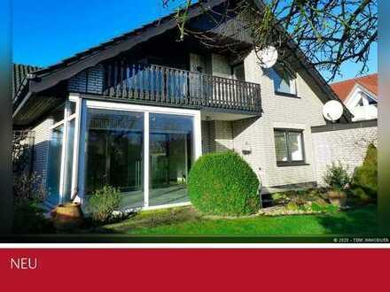 Bezugsfrei, individuell, ebenerdig wohnen mit Garten in Top Lage von Weseke