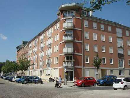 Neuwertige 3-Zimmer-Erdgeschosswohnung mit Balkon in Dresden Löbtau SÜD