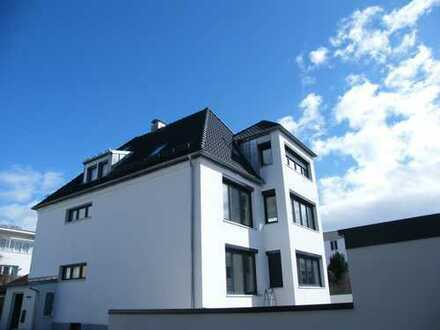 Aichach-Erstbezug! 2,5-Zimmer- Galeriewohnung mit eigenem Garten in ruhiger Lage, zentrumsnah!