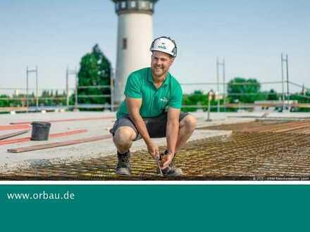 Großer Dachbalkon mit Sonnenuntergang-Garantie für ein sorgenfreies Wohnen im Alter