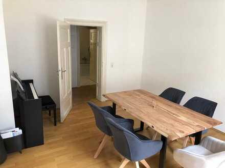 Für 1-3 Monate: Möblierte 3-Zimmer-Wohnung im Lehel, München