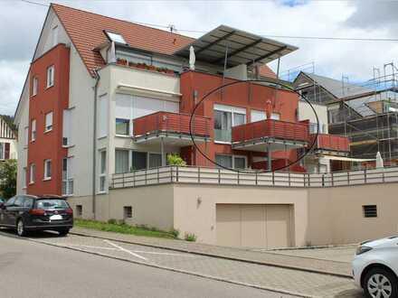 Sehr schöne, gepflegte 2,5-Zimmer-Wohnung mit Balkon in Spaichingen