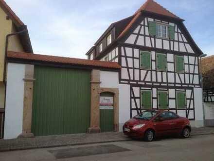 Neuwertige 3-Zimmer-EG-Wohnung mit Terrasse