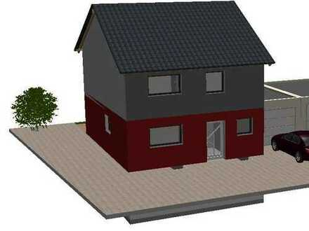 ***Neubau Einfamilienhaus mit Garage und Stellplatz, KfW 55***