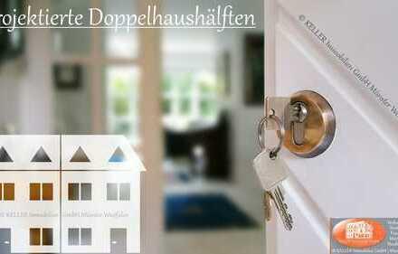 Projektierte Doppelhaushälften in exklusiver MS-Aaseenähe
