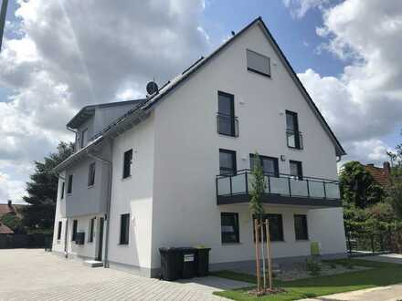 Spitzen NEUBAU 3-Zimmer-Maisonette-Wohnung in Schrobenhausen OT Steingriff zu verkaufen!