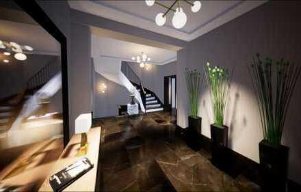 NEUBAU PROJEKT ERBSEN-SCHWIND 3 Zimmer im 1.OG + Aufzug & Balkon in Aschaffenburg Innenstadt