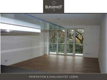 Frankfurt-Eschersheim: Große 2-Zimmer-Wohnung mit Südbalkon