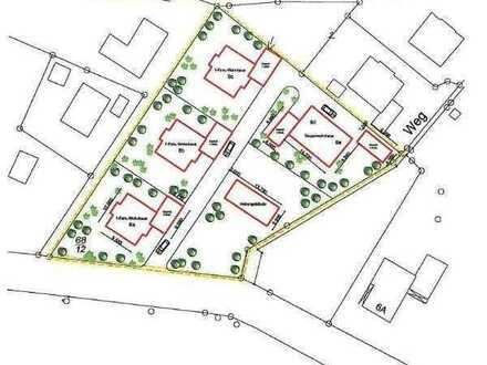 Lukratives Areal mit genehmigter Bauplanung für 4 Wohnhäuser im beliebten Esens!