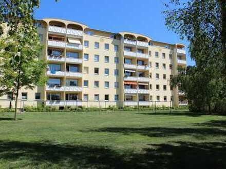 In kürze verfügbar ... wundervolle 3-Zimmerwohnung mit Balkon und teilw. Blick zum Selliner See
