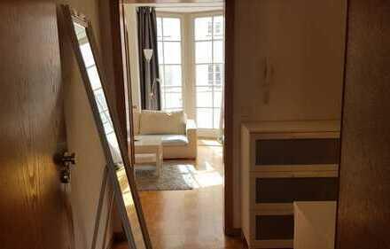 Vollmöbliert 1-Zimmer-Wohnung in Ingolstadt