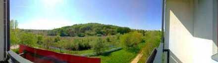 Wohnung ist umgeben von wunderschöner Natur! Nur 20 Minuten nach Friedrichshain!