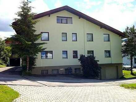 Gemütlich unterm Dach! 2-Zimmer-Dachgeschoss-Wohnung am Ortsrand von Inzell